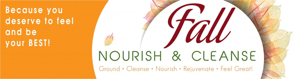 Reset+Thrive Fall Nourish & Cleanse